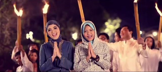 Album Religi Anang feat Ashanty Lagu Salam Ya Ramadhan
