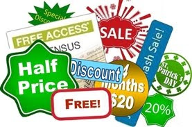April Discounts & offers