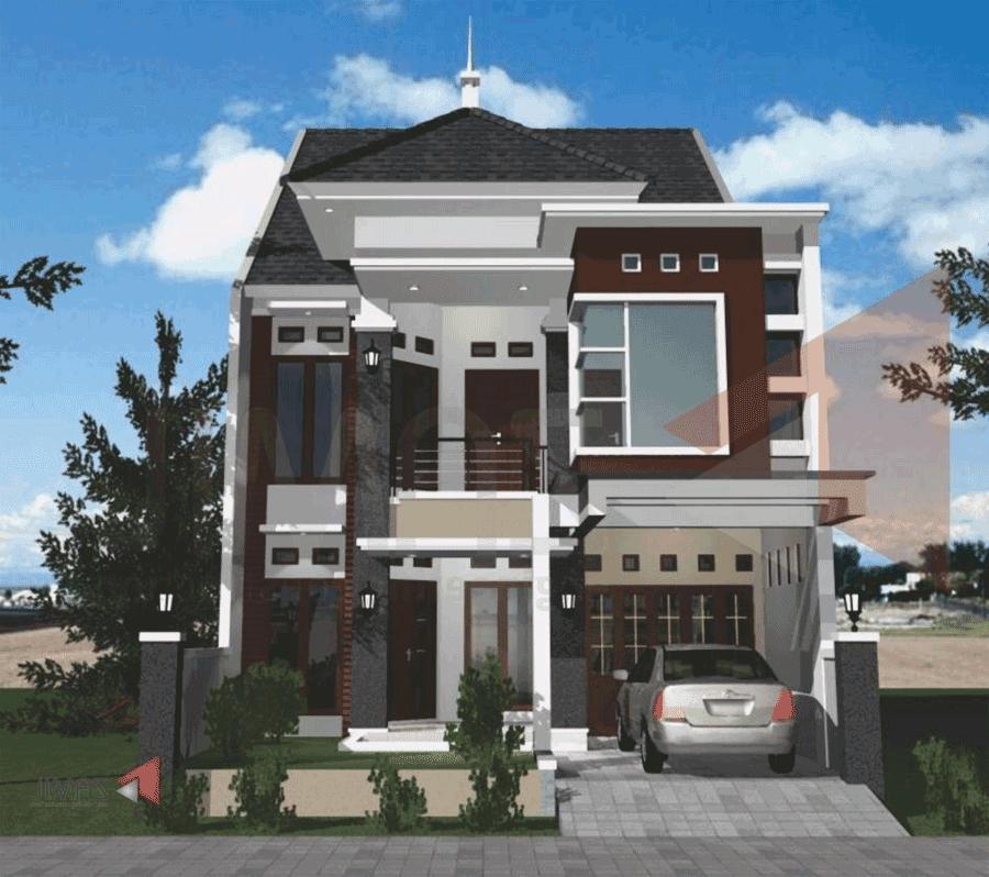 gambar rumah minimalis type 70