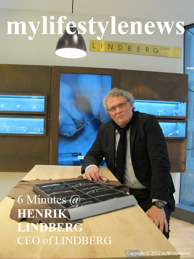 mylifestylenews: 6 Minutes @ Henrik Lindberg