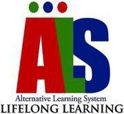 ALS logo and motto