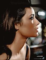 Berenice Marlohe profile portrait