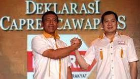 Calon Presiden Negara Republik Indonesia 2014
