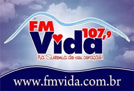 VIDA FM - 107,9 - MARTINS/RN