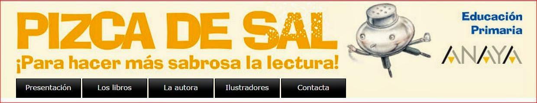 PIZCA DE SAL- Propuesta  y actividades de libros