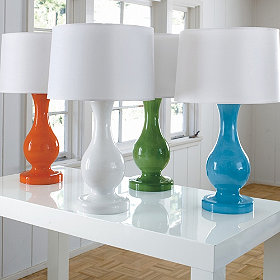 Belly Table Lamp U2013 Bright