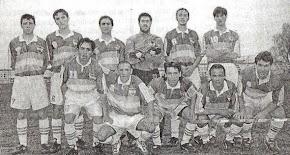 Campeón Deptal. 1999