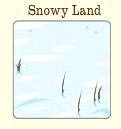 Snowy Land, basic style