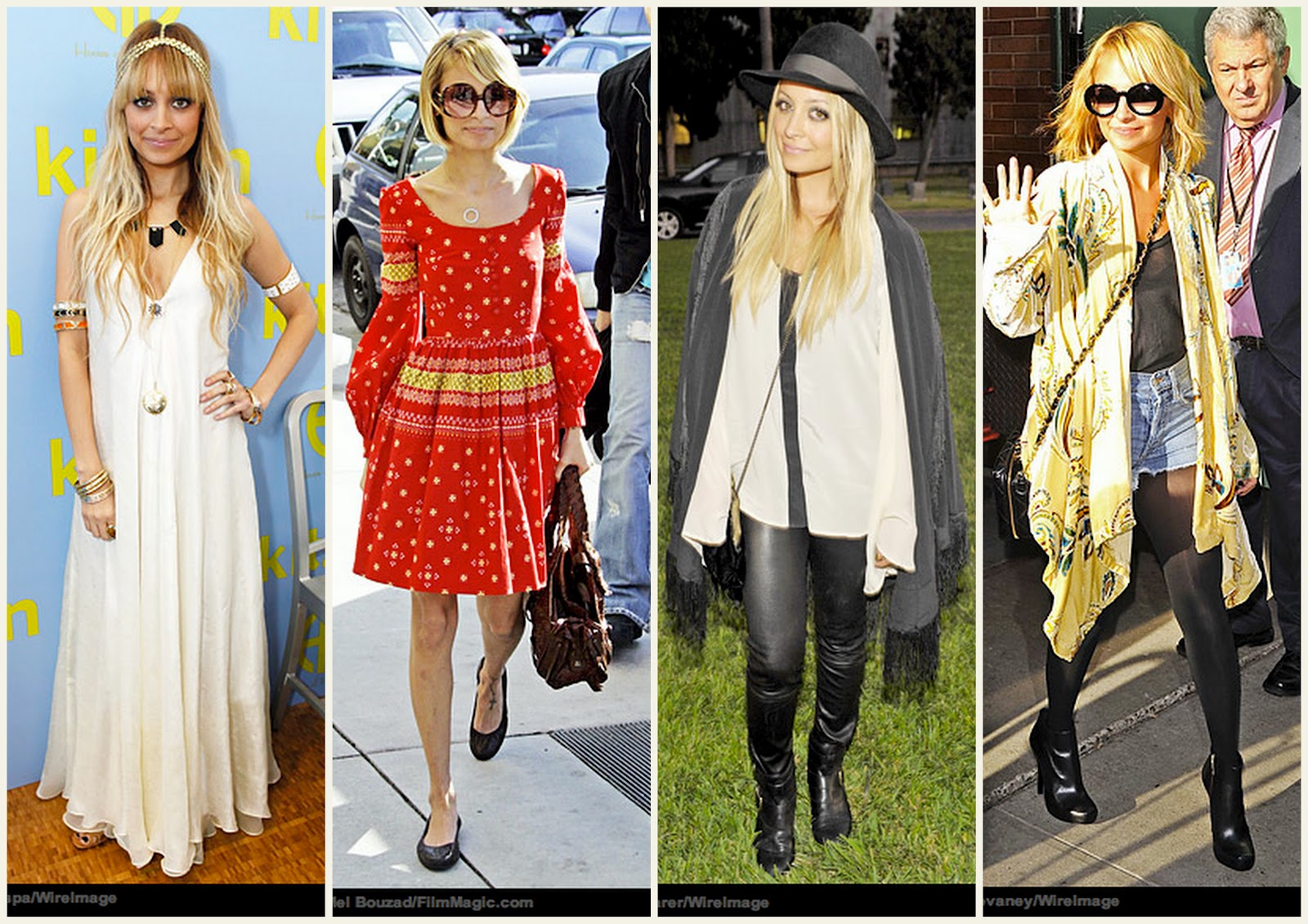 Get The Look: Bohemian Chic Style