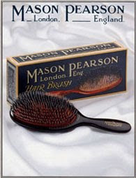 Mason Pearson, Mason Pearson hairbrush, hair brush, hair, hair product, hair tools, Martin Samuel, hairstylist