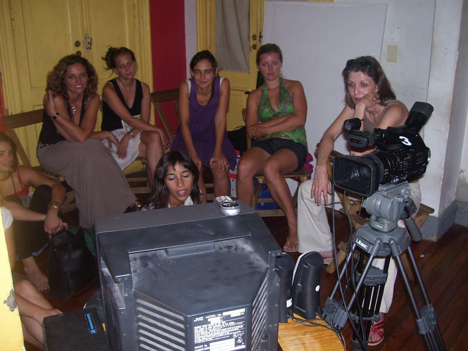 Actuación frente a cámara 2009