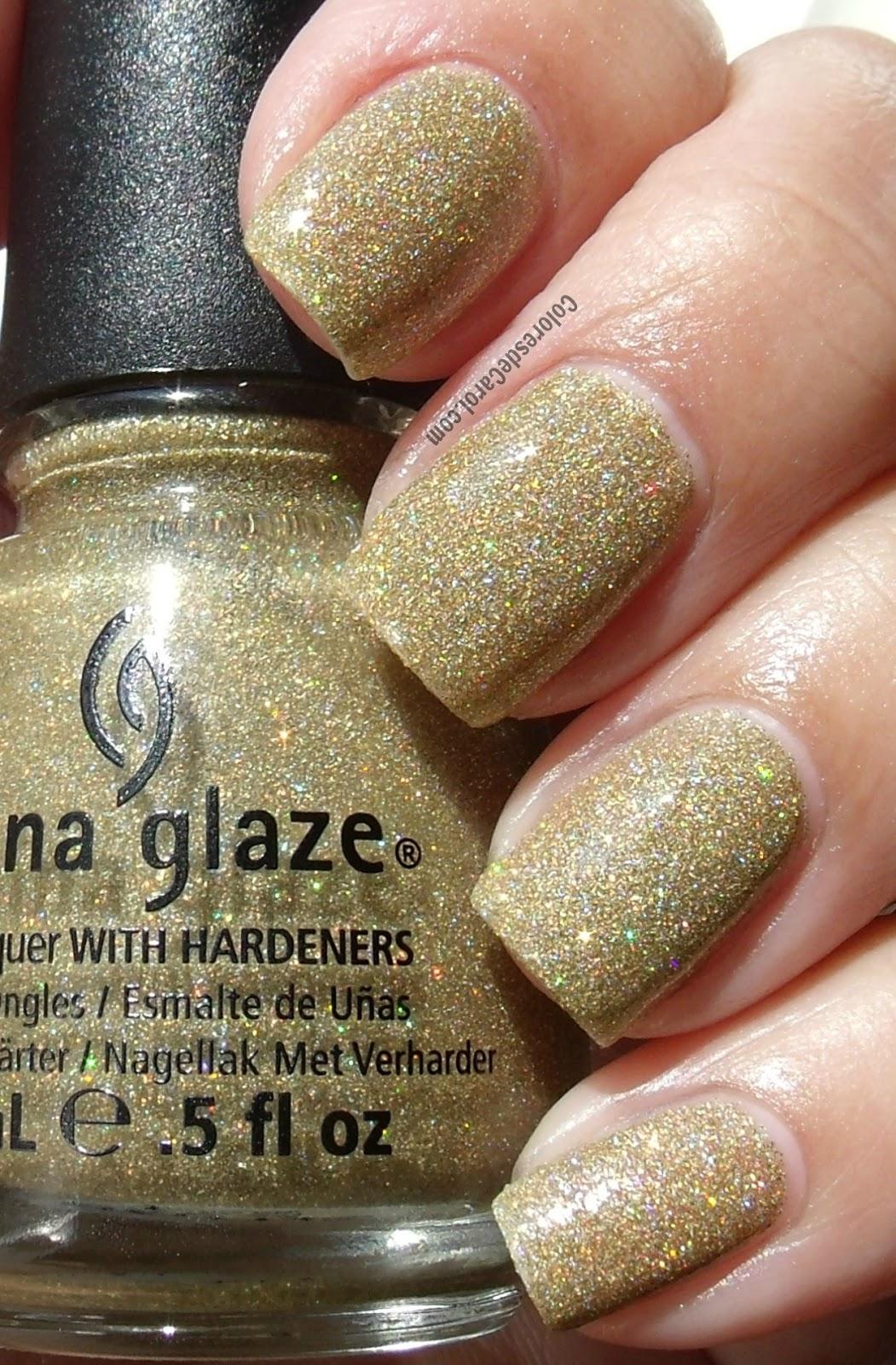 China Glaze Angel Wings | Colores de Carol | Bloglovin\'