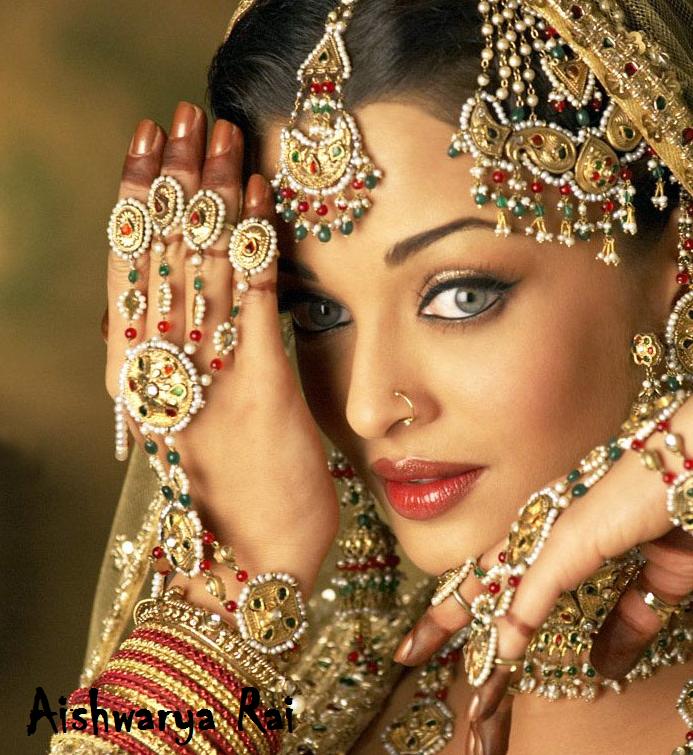 Aishwarya Rai - Artis India   Wanita Tercantik Sedunia