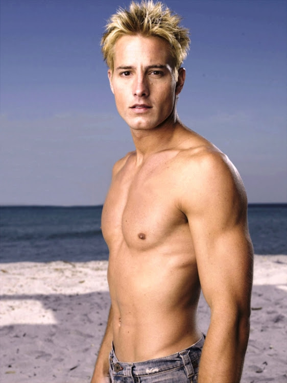 Justin Hartley Gay Scene