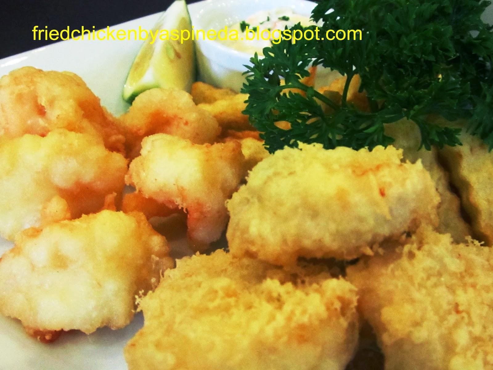 Fried chicken for the soul alex iii lightly battered for Light batter for fish