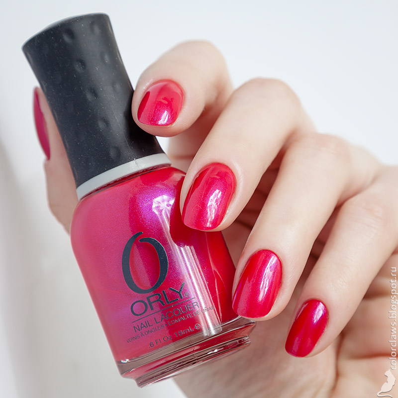 Orly Red Sea Pearl
