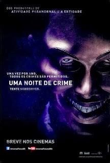 Assistir Uma Noite de Crime Dublado Online HD