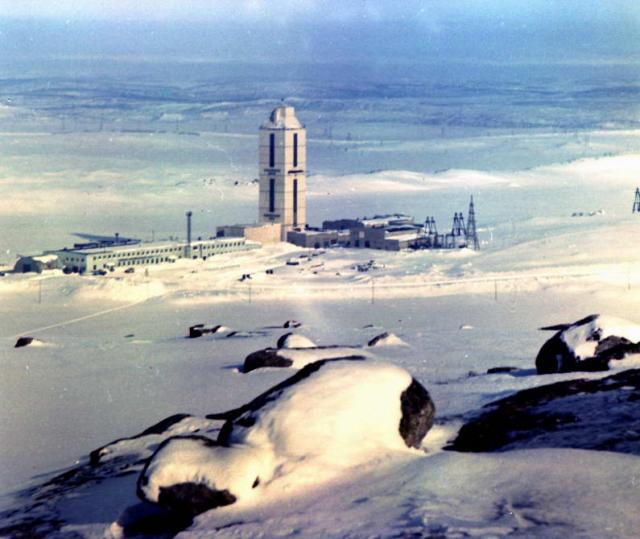 El Pozo Superprofundo de la Península de Kola