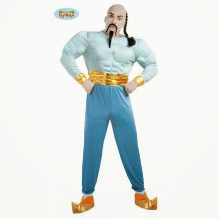 Disfraz de Genio de Aladín