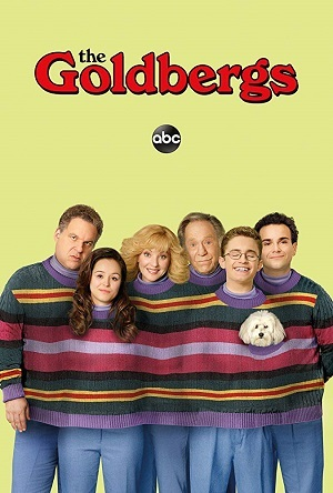 The Goldbergs - 6ª Temporada Legendada Séries Torrent Download capa