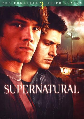 Supernatural Temporada 3 (DVDRip Inglés Subtitulada)