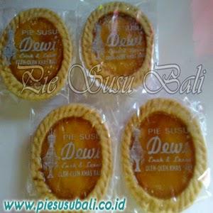 Pie Susu Special Di Bali Makanan Halal