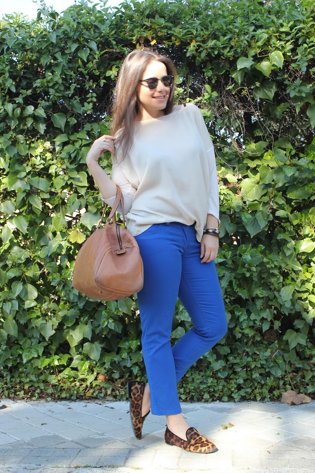 DIY cómo hacer un pantalón azul :D | | Oh, Mother Mine DIY!!