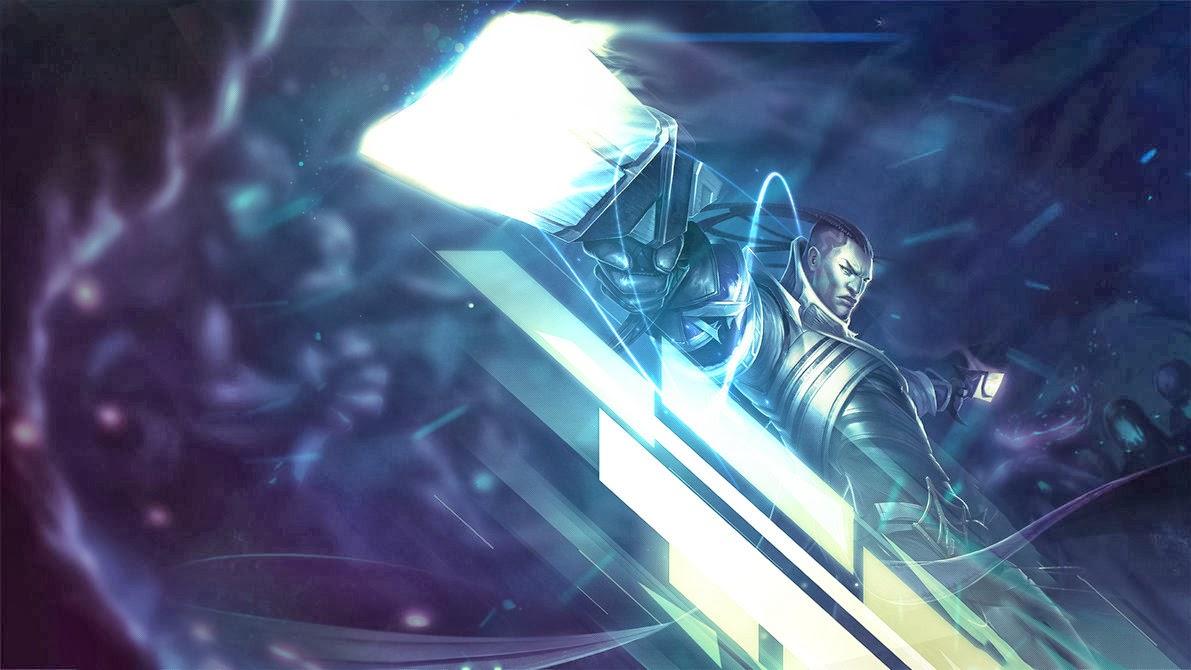 Lucian League of Legends Wallpaper, Lucian Desktop Wallpaper