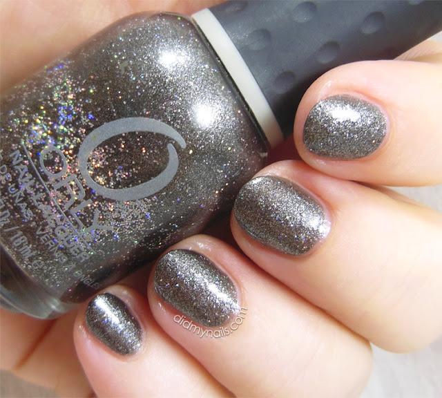 Orly Rock Solid swatch