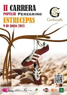 Carrera Popular Peregrino Entrecepas www.mediamaratonleon.com