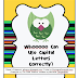 Pitner's Potpourri: Whoooo Knows About Capitalization? - Freebie