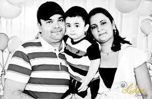 **Eu e minha família**