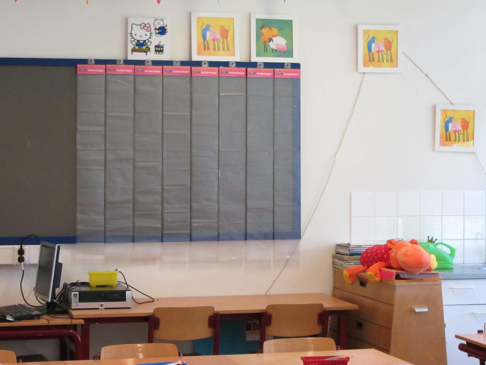 Juf Inger: Een kijkje in mijn klaslokaal
