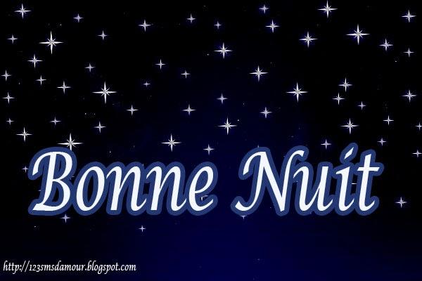 SMS Souhaiter bonne nuit à son amour