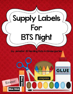 https://www.teacherspayteachers.com/Product/Supply-Lables-for-Back-To-School-Night-1964004