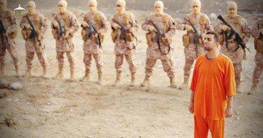 مفاجأة مدوية : معاذ الكساسبة مازال على قيد الحياة وهو حي يرزق وقفا لإسير سوري لدى داعش تم الإفراج عنه .