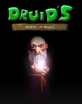 Druids - Battle of Magic Cover