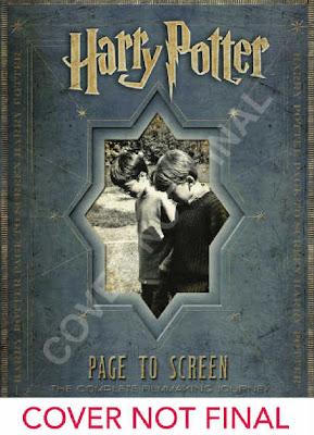 Anúncio: Sequência de 'Harry Potter: A Magia do Cinema' será publicado em outubro | Ordem da Fênix Brasileira