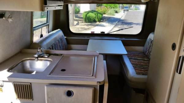 Used RVs 1996 RV Class B by Rialta For Sale by Owner