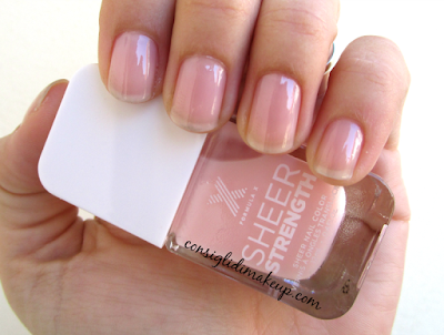 NOTD: Sheer Strength in Wondrous - Formula X