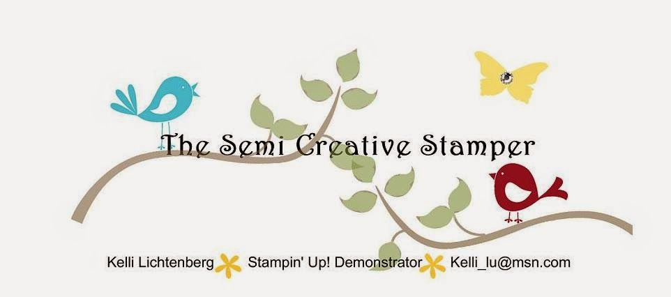 The Semi Creative Stamper