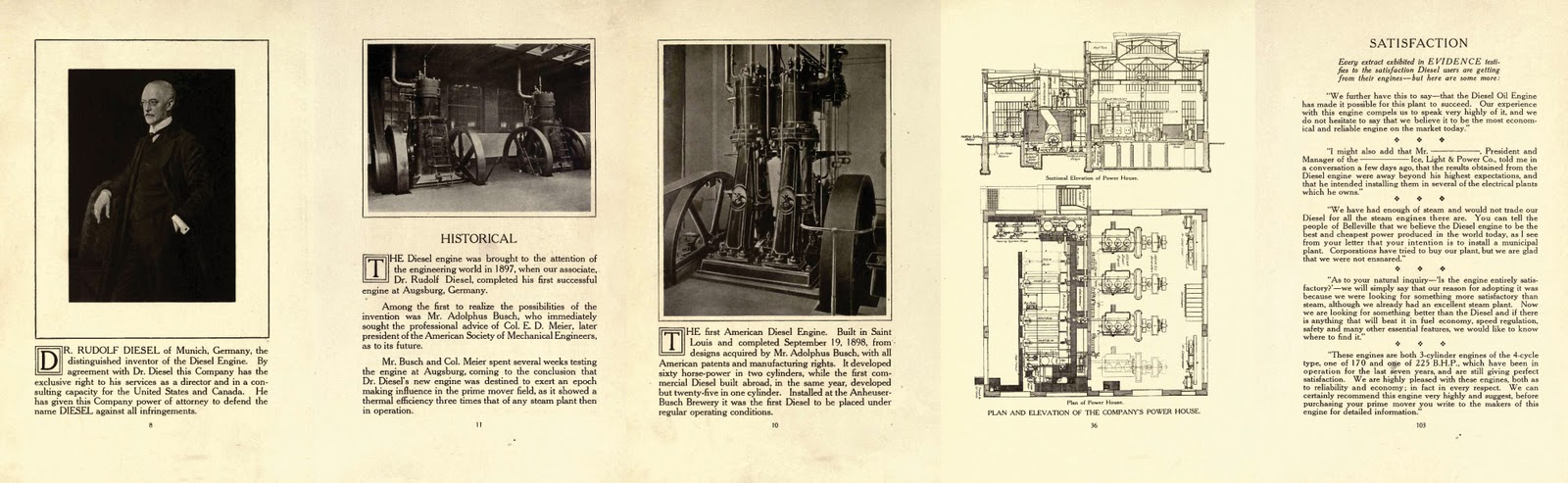 an introduction to the life of rudolph diesel Rudolf diesel: rudolf diesel, german thermal engineer who invented the internal-combustion engine that bears his name he was also a distinguished connoisseur of the arts, a linguist, and a social theorist.