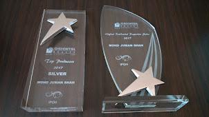 Award Untuk Tahun 2017