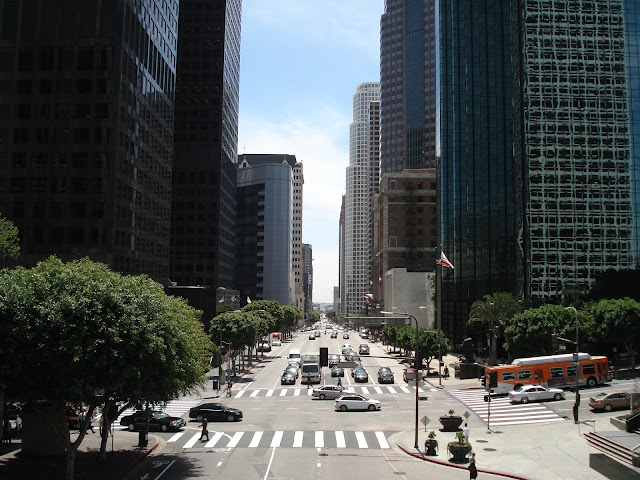 building los angeles la city council looks to facilitate high rise development in downtown. Black Bedroom Furniture Sets. Home Design Ideas