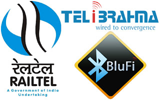 BluFi Services Launched at Bangalore City Railway Station
