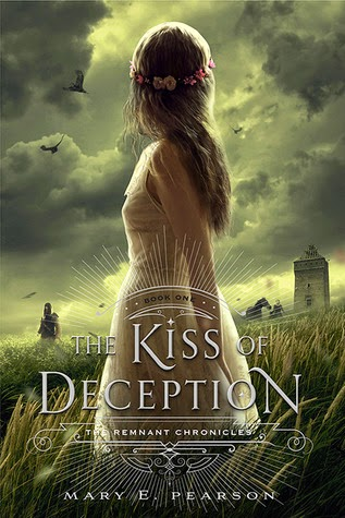The Kiss Deception Cover