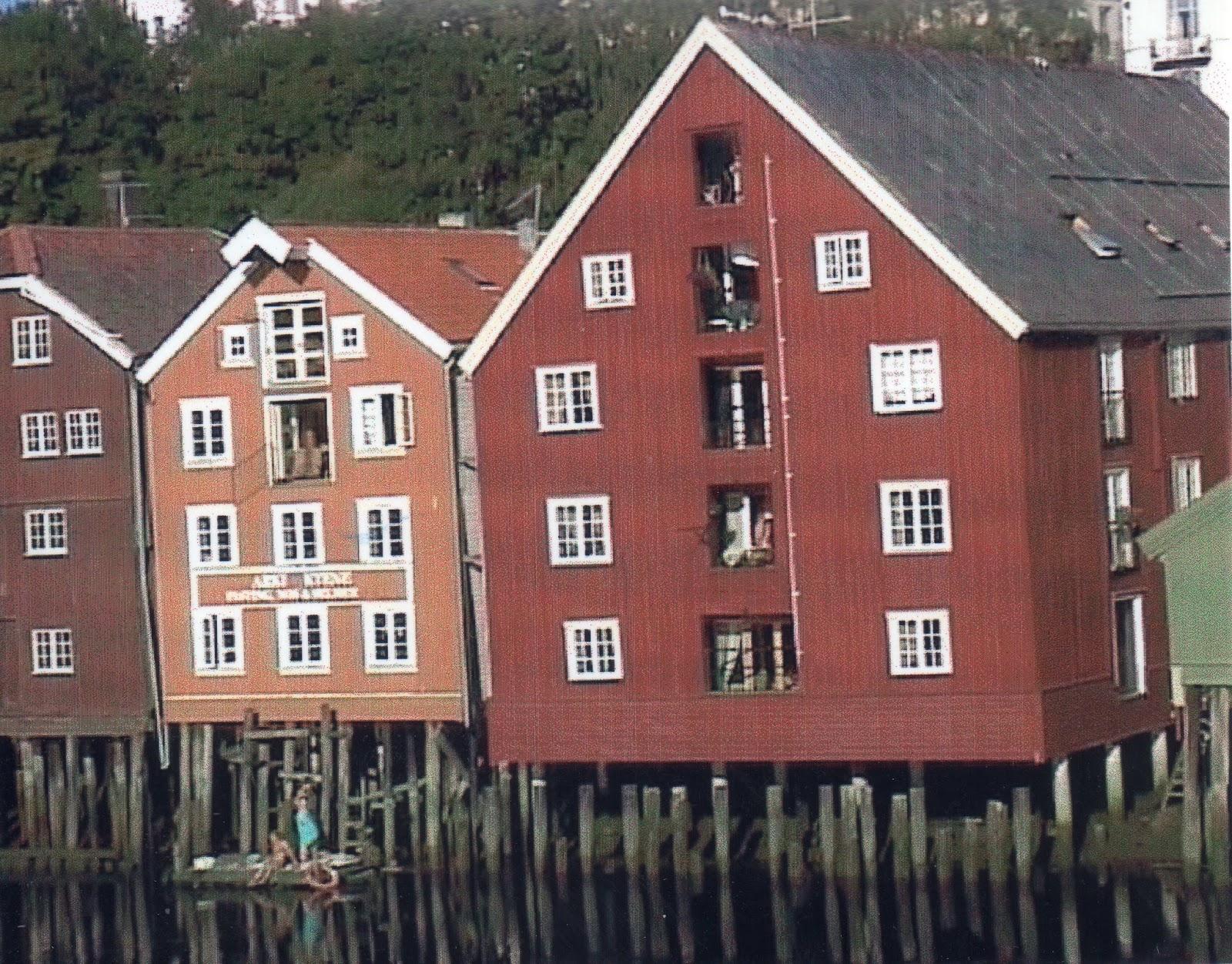 Sostenibilidad de javier neila las casas noruegas de for Casas en noruega