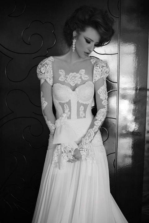 Vestidos de novias maravillosos | Colección Daniel Romi Kadosh