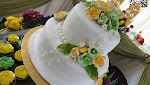 Wedding Fondant Cake
