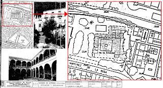 Ficha del Catálogo BIC Cuartel-Convento de La Trinidad